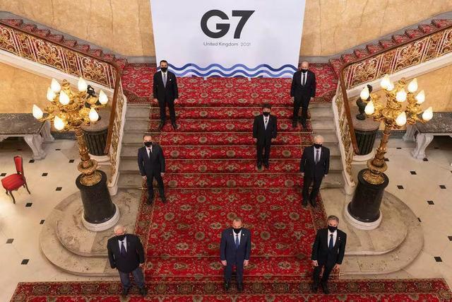 七大工業國集團(G7)外長會議結束發表聯合聲明。圖源:北京日報