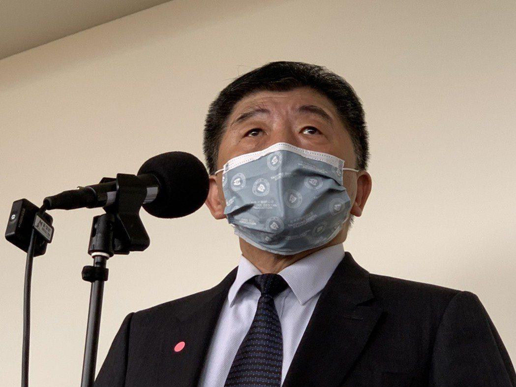 衛福部長陳時中表示,自費疫苗施打率接近1萬8000人,自費疫苗將不間斷提供,公費...