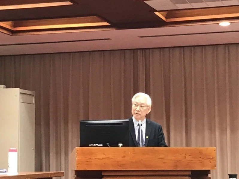 科技部長吳政忠表示,組改為國科會後,科技會報負責上位協調,國科會還要負責執行。記者潘乃欣/攝影