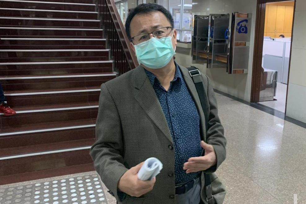 綠委節目爆料涉訟想和解:搞不好我支持韓國瑜選黨主席