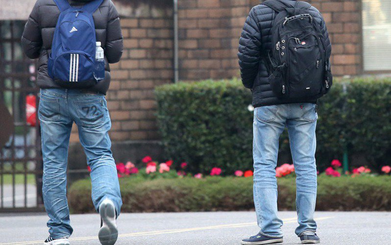 台灣民主永續平台理事許瑞福則表示,台大人若失業,易被貼上很多「標籤」。圖/聯合報系資料照片