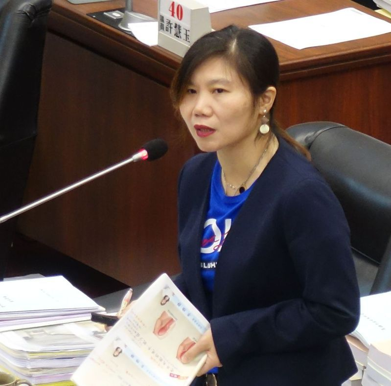 雄市議員李雅靜。本報資料照片