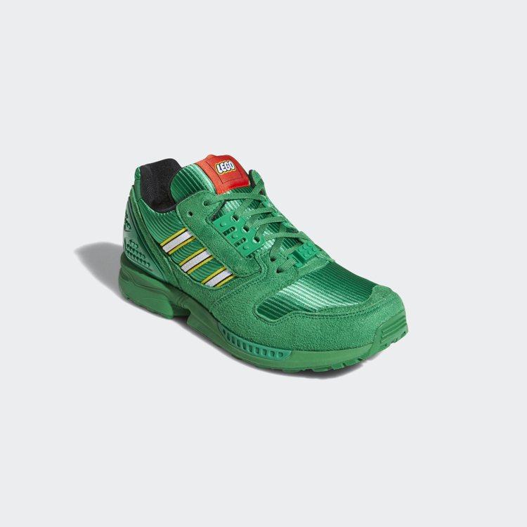 adidas Originals X LEGO ZX8000 LEGO鞋5,29...