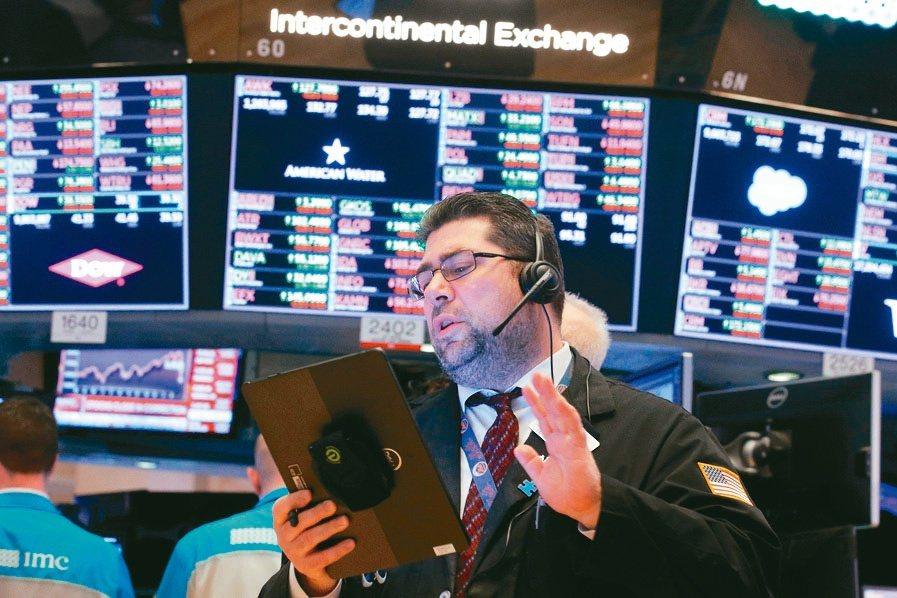 美股企業獲利亮眼,基金商品可伺機布局。(路透)