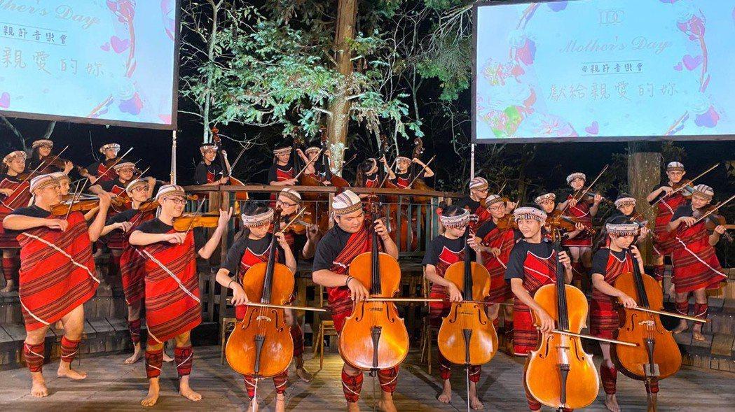 2021雲品溫泉酒店母親節戶外音樂會「獻給親愛的您」攜手親愛愛樂傳遞愛的旋律。業...