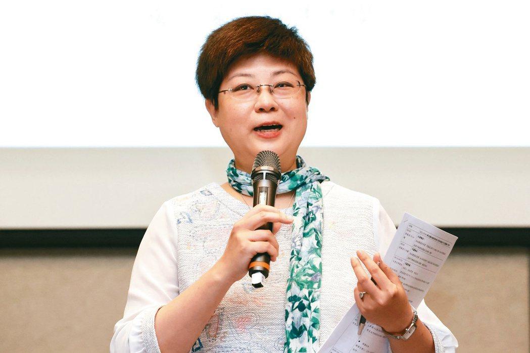 陽明交通大學教授林志潔。記者林俊良/攝影