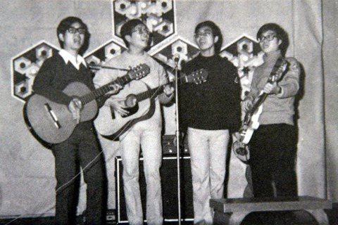 在嚴峻時代裡歌唱:反動力量與審查制度,台灣吉他彈唱簡史