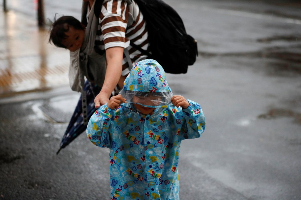 每年的4月30日,是「國際不打小孩日」。 圖/路透社