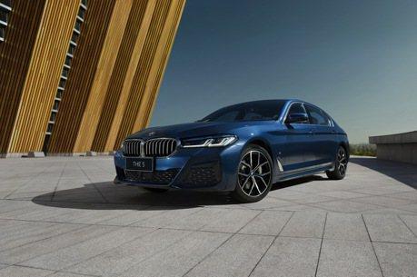 BMW勇奪車訊風雲獎四大獎項 全新5系列全台試駕活動展開