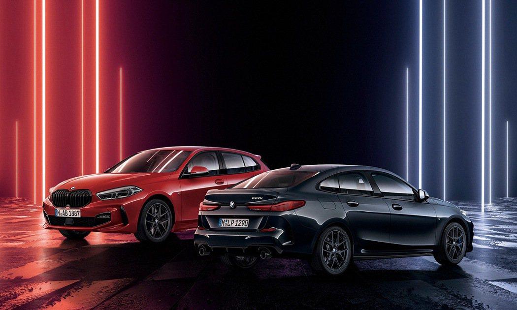 本月入主全新BMW 1系列、2系列Gran Coupé指定車型加贈Apple i...