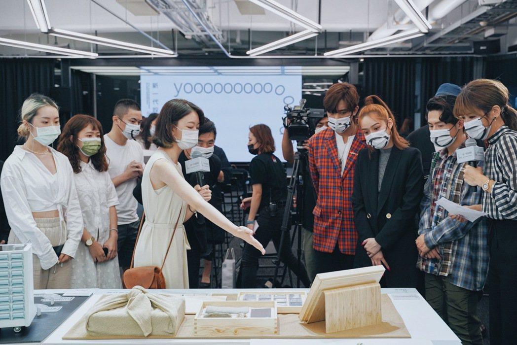 「2021新一代設計展」邀請設計師聶永真擔任視覺統籌,樂團告五人化為展覽大使。 ...