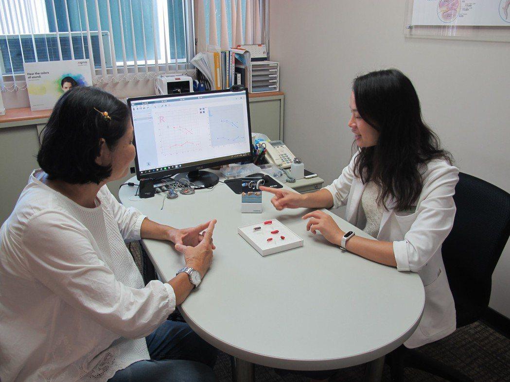 預約免費聽力檢查及助聽器試戴。虹韻助聽器/提供