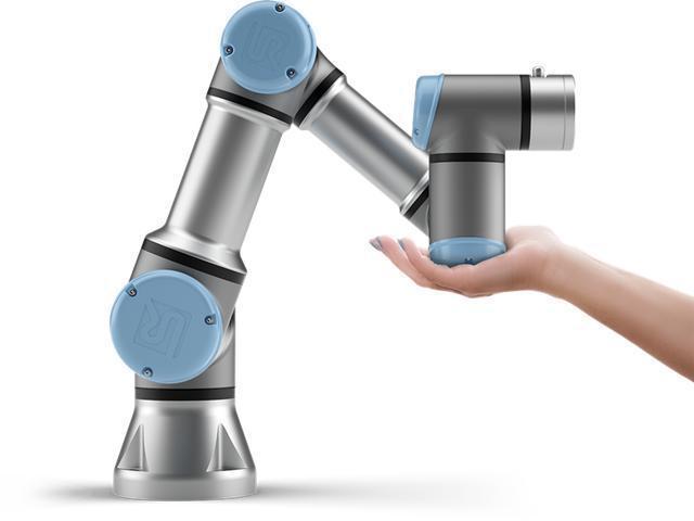 丹麥UR e系列協作型機器人有多種不同臂長及負載,具備相同的精確度、準確度及可靠...