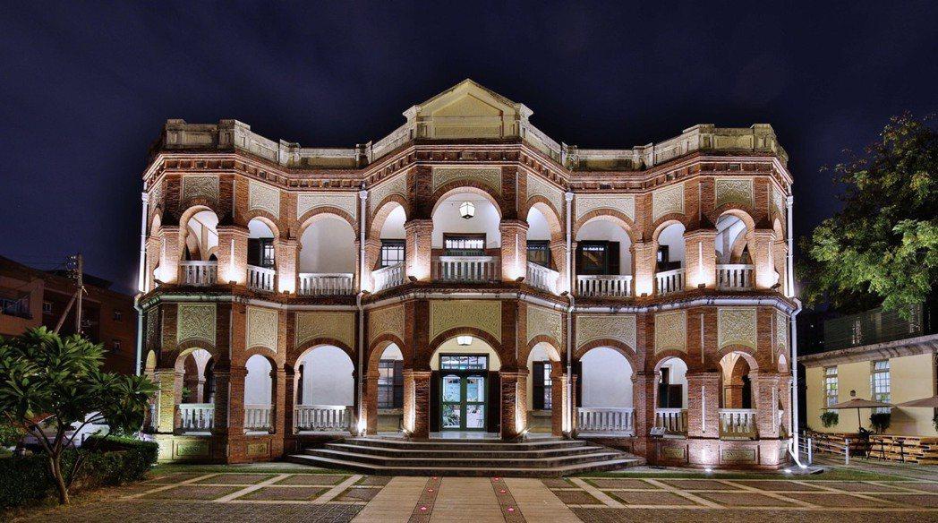 知事官邸生活館為裕仁皇太子訪臺視察下榻寓所。 照片提供知事官邸生活館