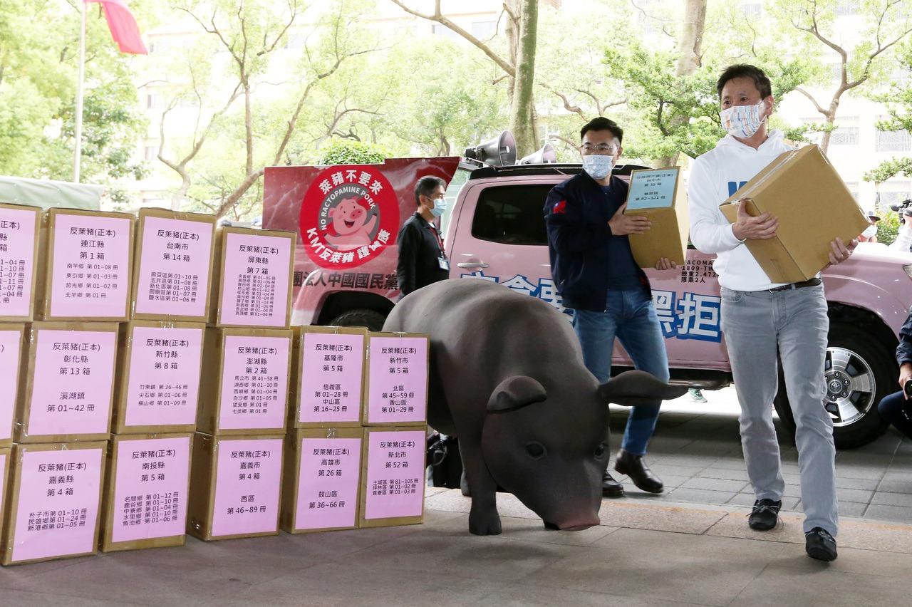 反萊豬兩公投過關 國民黨:蘇巧慧應對提修公投法道歉