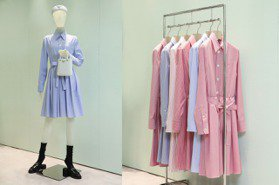 微風廣場迎20周年祭獨家限定商品 PRADA限量洋裝只有台灣買得到!