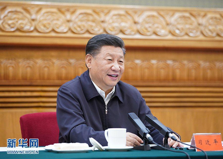 大陸國家主席習近平6日表示,中國國際消費品博覽會有利於世界各國共享中國市場機遇,...