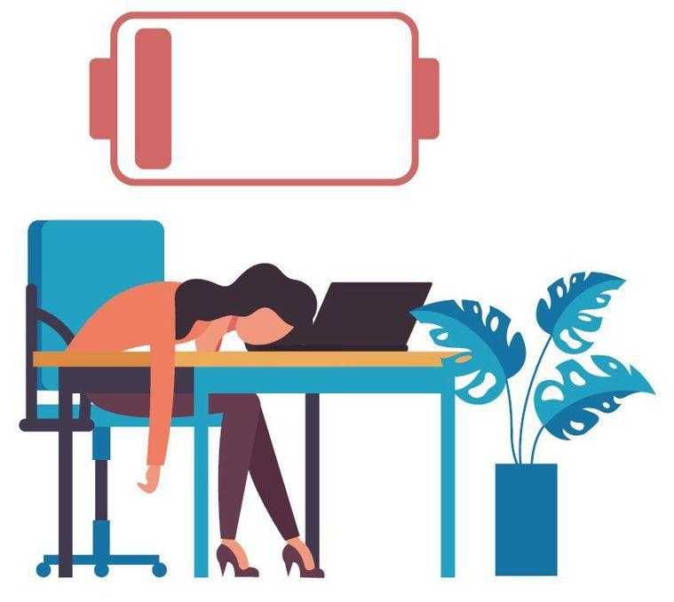 職業媽媽經常忙到沒有自己的放鬆時間。圖/123RF