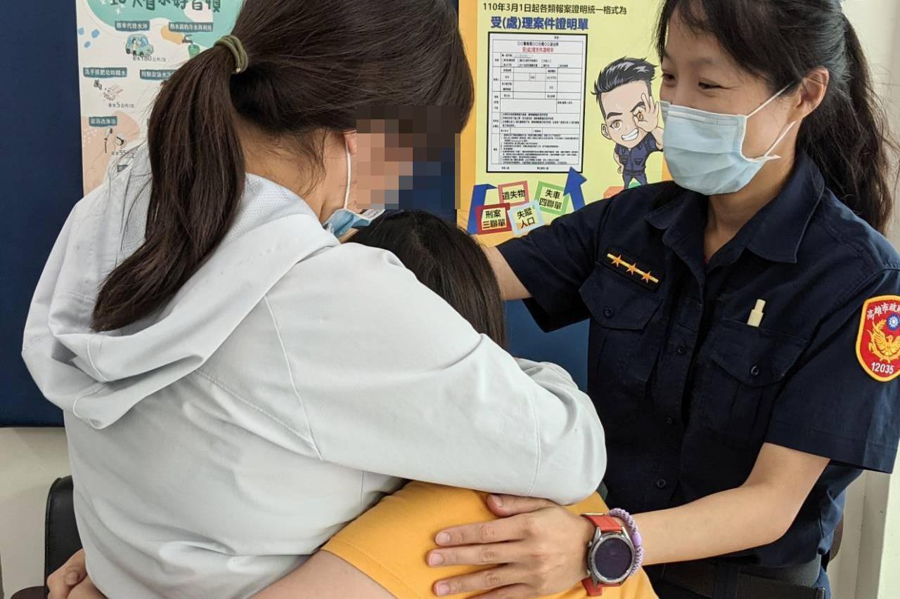 11歲女童被送寄養8年未見親生母 重逢相擁而泣「我好想妳」