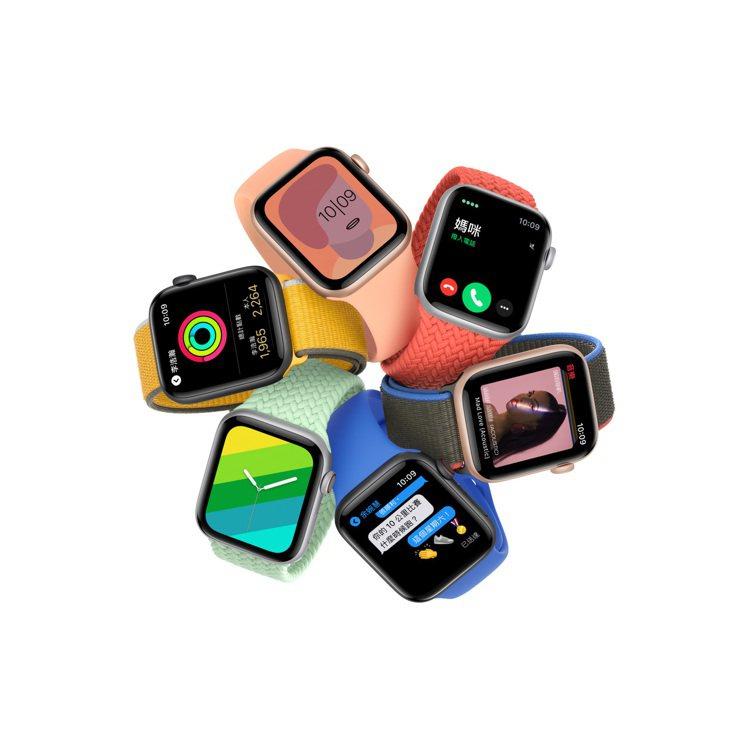 Apple Watch Series 6(GPS)售價12,900元起,Appl...