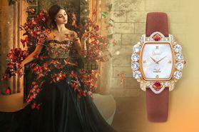 愛其華珠寶表 古典、法式與星空禮讚 討好媽媽的心