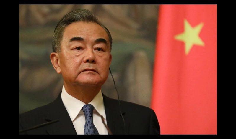 大陸國務委員兼外交部長王毅。歐新社