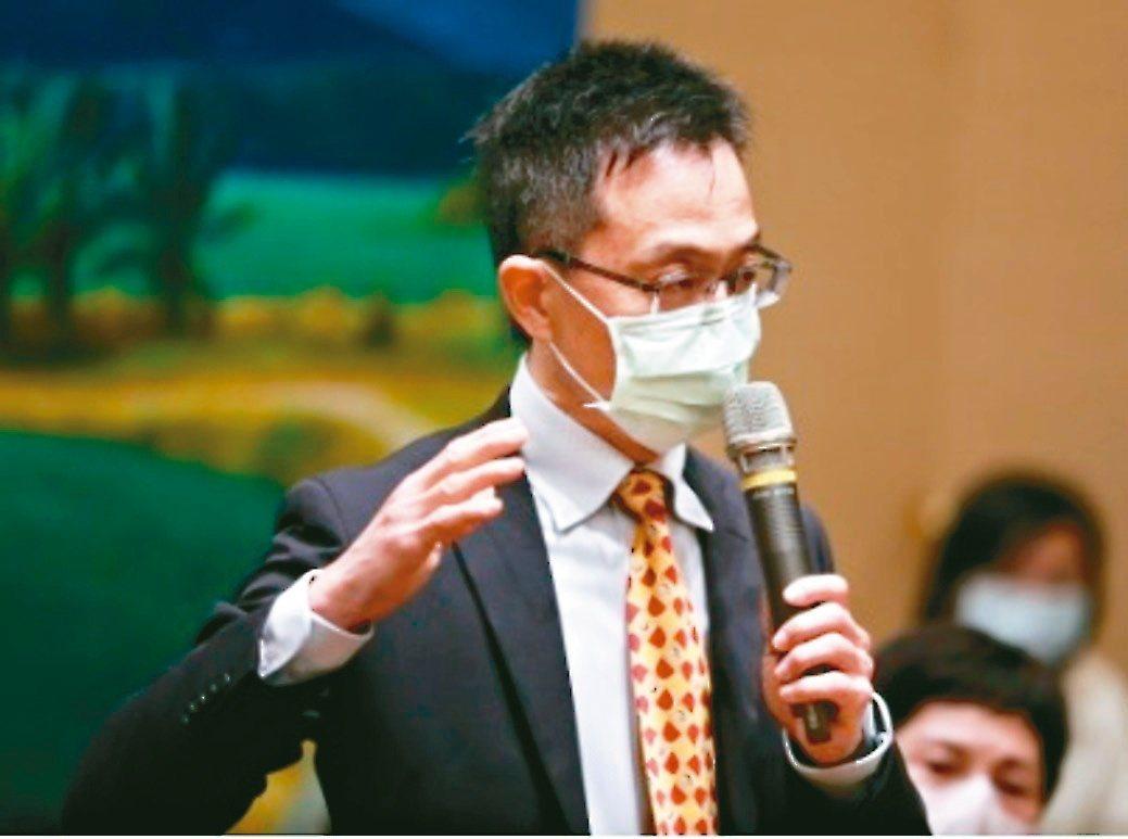 南方電力董事長黃坤元。南方/提供