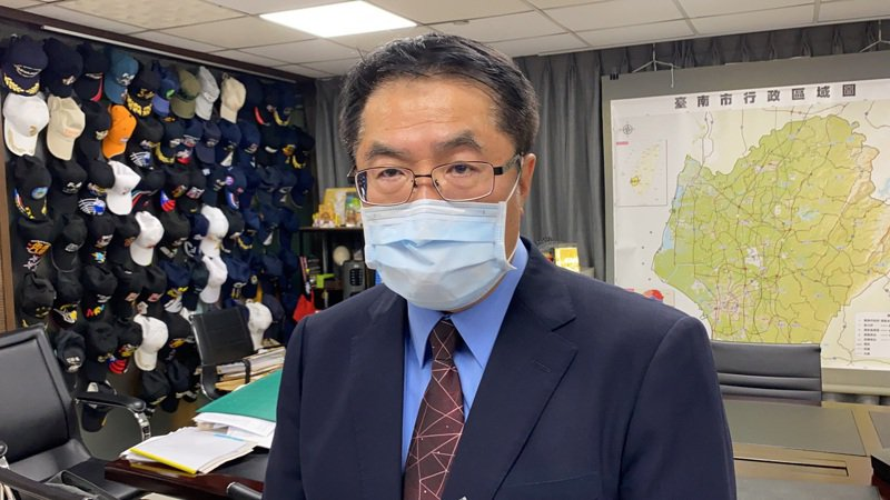 台南市長黃偉哲表示,台南在朝「獨棟單純化的防疫旅館」方向逐步盤點中。記者鄭維真/攝影