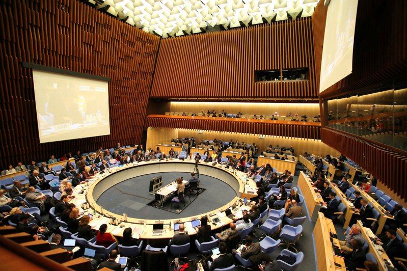 G7與歐盟結束外長會議並發表公報,提及「支持台灣有意義參與WHO論壇及WHA」,圖為WHO去年2月執行委員會議。路透