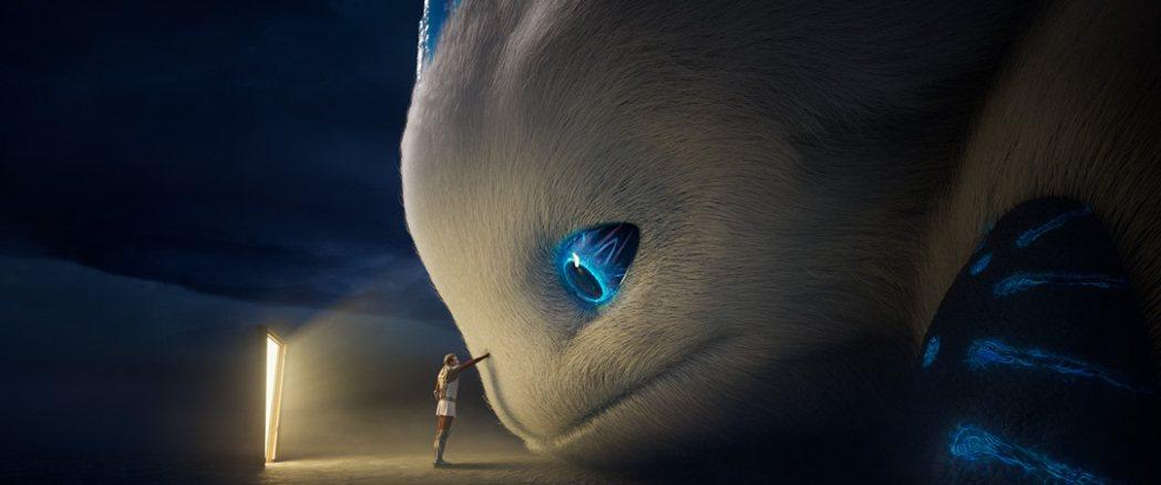《宇宙特攻隊》主角安東與外星生物小可愛有深刻連結。捷傑提供