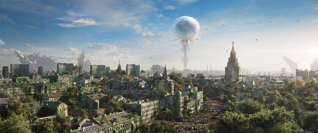 《宇宙特攻隊》2071的未來地球上空漂浮著,讓全世界風靡的「宇宙球」飛船。捷傑提...