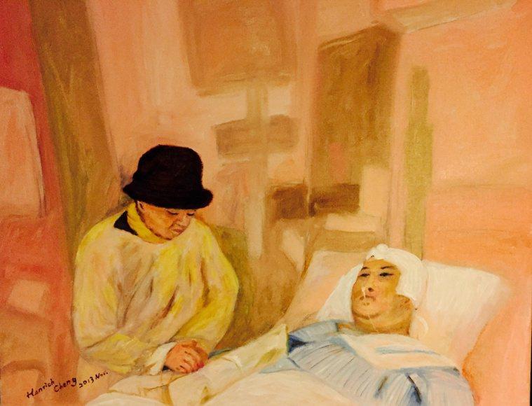 台北榮總神經醫學中心副主任鄭宏志是國內神經修復與脊椎手術權威,七年前他為弟弟手術...