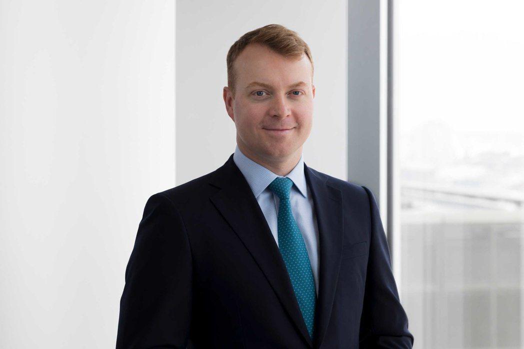百達-俄羅斯股票基金經理人Christopher Bannon。百達投顧/提供。