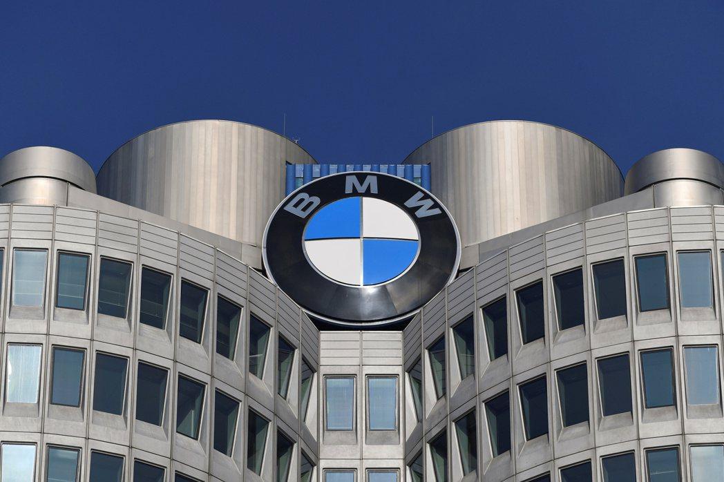 BMW上季淨利大增,維持全年展望不變。(路透)