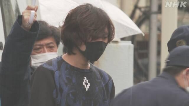 26歲的岡庭前科累累,7日因茨城命案被捕。(取自NHK)