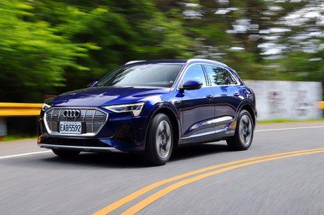 從台中跨越中央山脈到花蓮!只為一解Audi e-tron 55 quattro里程焦慮?