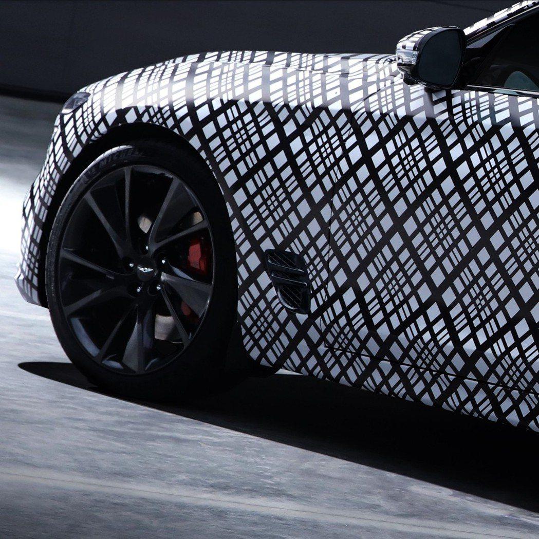 全新Genesis G70 Shooting Brake預告登陸歐洲市場。 摘自...
