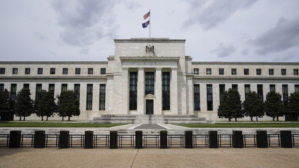 美國聯準會(Fed)6日發表「金融穩定半年報」,警告股市風險胃口已偏高。圖/美聯...