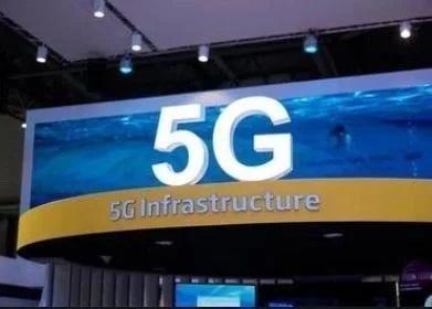 大陸5G網速逾270 M,比美國慢7.5倍。取自觀察者網