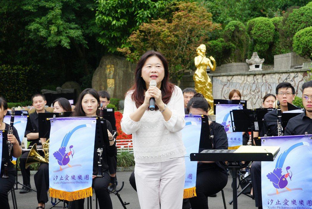 今鄧麗君逝世26周年,鄧家人深情粉絲享天籟音樂會。記者游明煌/翻攝