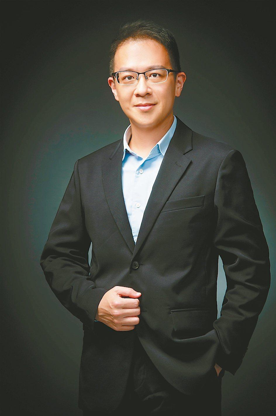 台灣三得利首位本國籍總經理顧令德上任。台灣三得利/提供