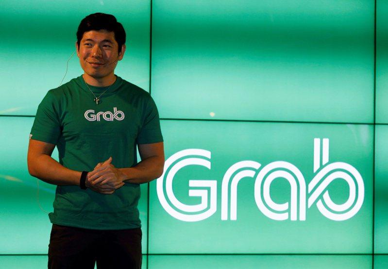 東南亞最大的叫車軟體和送餐平台Grab創辦人暨執行長陳炳耀。 路透
