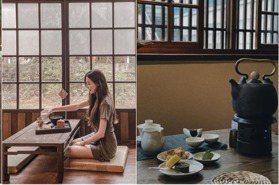 全台老宅茶店4選!一秒置身「台版小京都」,日式古蹟品茶+和菓子好愜意