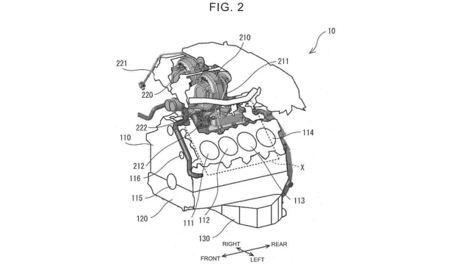 豐田新型V8雙渦輪專利圖流出!Lexus IS F、LC F真的絕望了嗎?