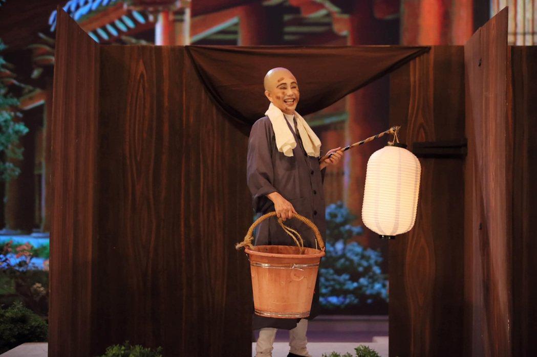 明華園當家台柱孫翠鳳主演新戲「妙峰禪師」,詮釋有「佛門魯班」之稱的建築奇才妙峰禪...
