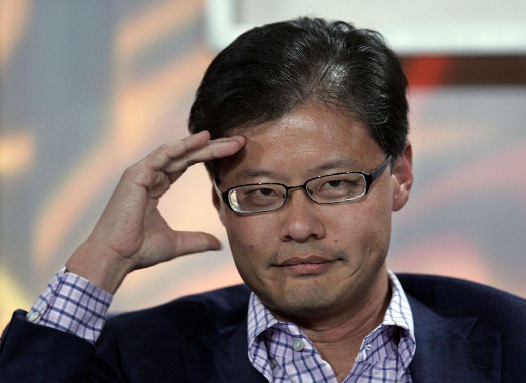 雅虎共同創辦人楊致遠曾參與一些新創公司的成長與創新,現在身為雨雲創投的創始合夥人...
