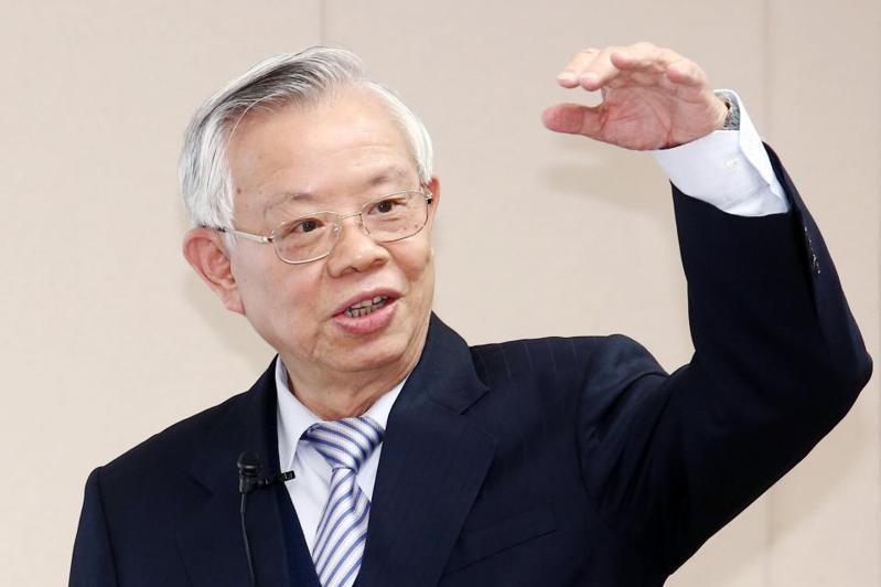 中央銀行前總裁彭淮南。圖/聯合報系資料照片