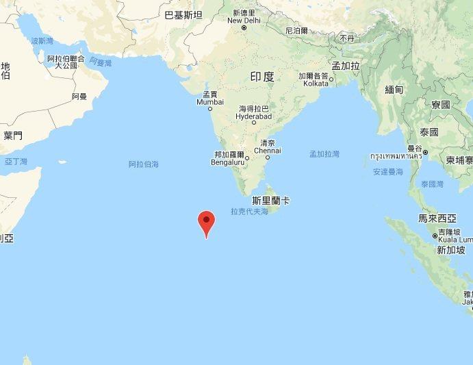 中方發布,長征五號B遙二運載火箭末級殘骸已再入大氣層,落區位於東經72.47°,...