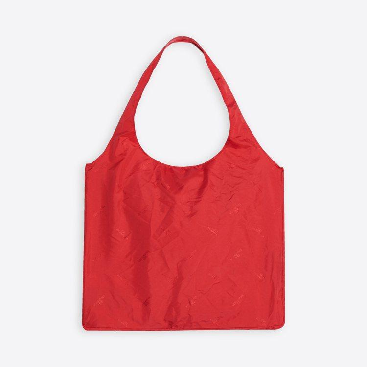 環保購物袋,10,300元。圖/Balenciaga提供