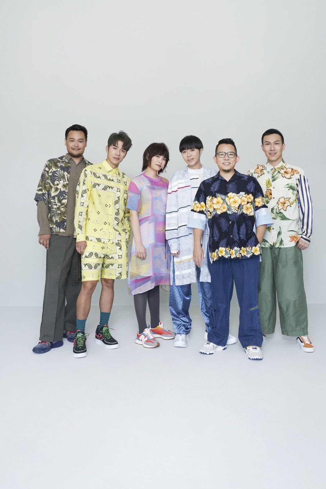魚丁糸宣布在5月30日開唱,地點遲不公布。圖/環球音樂提供